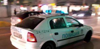 politseyska gonka