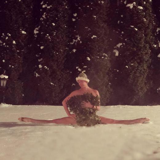 na snega