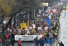 ungaria protestira