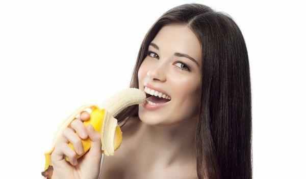 zhena s banan