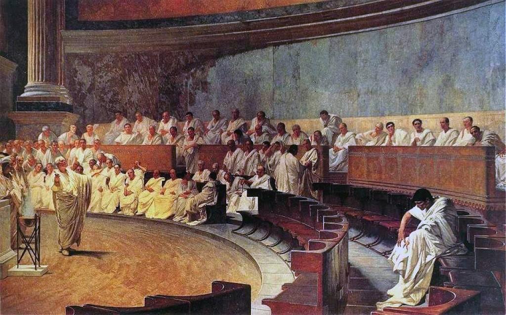 Римският сенат : Да го духат бедните! Да Ви е познато? - КАПИТАН