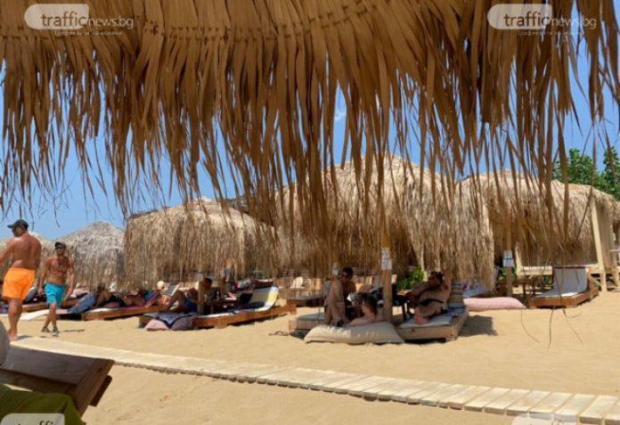 plazh gartsia
