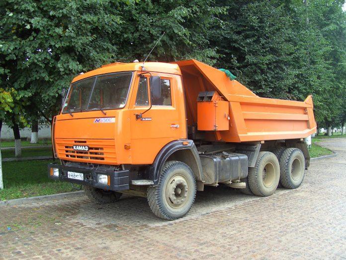 Kamaz 551111