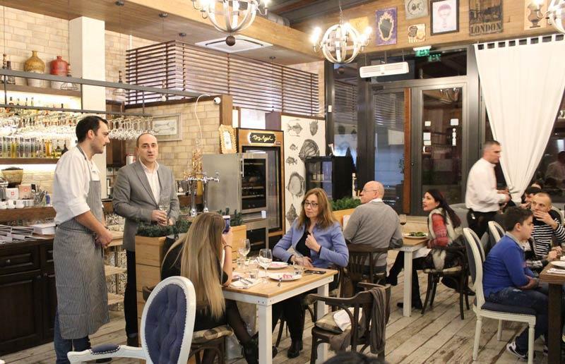Restorant Central Plovdiv1
